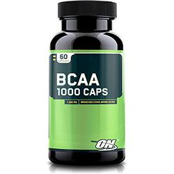 BCAA 1000 60 Cápsulas - Optimum