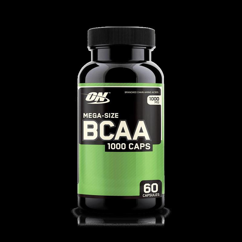 Tudo sobre 'BCAA 1000 (60caps) Optimum Nutrition'