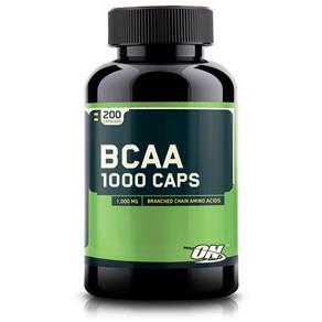 Bcaa 1000 (Optimum Nutrition) 200 Caps