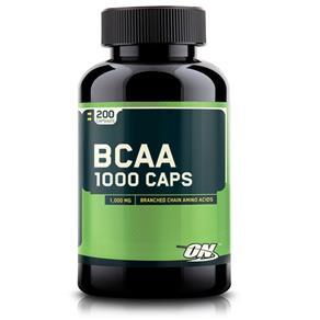 Bcaa 1000 - Optimum Nutrition - 200 Cápsulas
