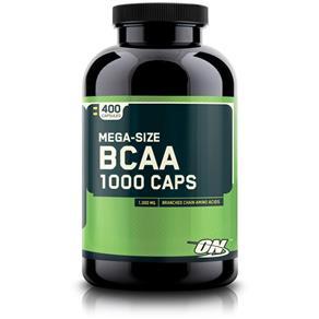 Bcaa 1000 (Optimum Nutrition) 400 Caps