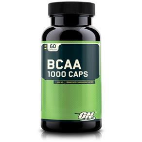 Bcaa 1000 (Optimum Nutrition) 60 Caps