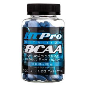 Bcaa 1000Mg Htpro Nutrition 120 Tabletes