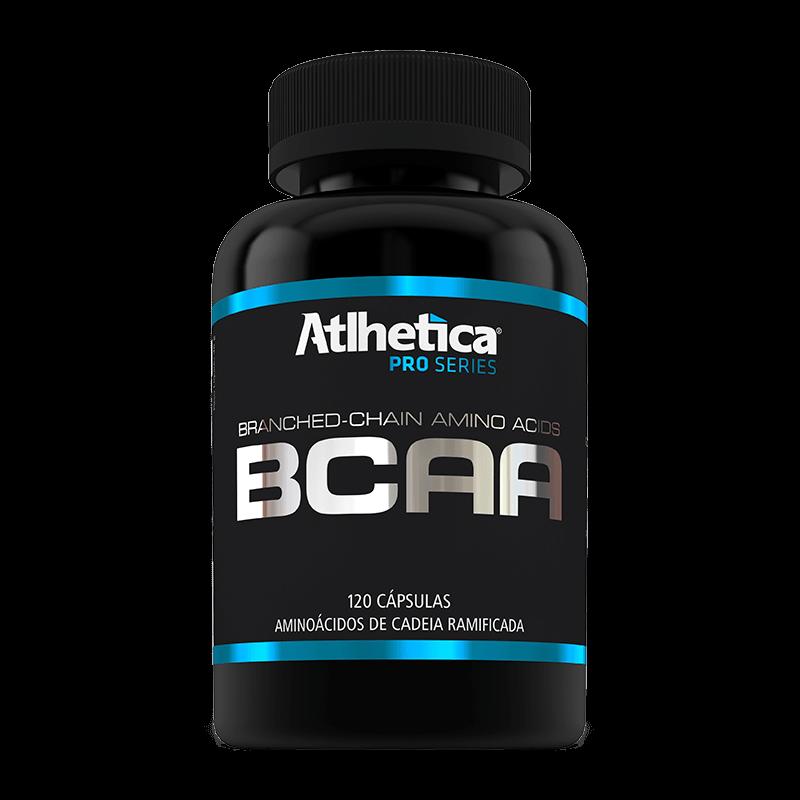 BCAA (120caps) Atlhetica Nutrition