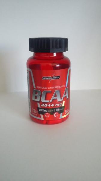 BCAA 211 90 Caps Integralmedica