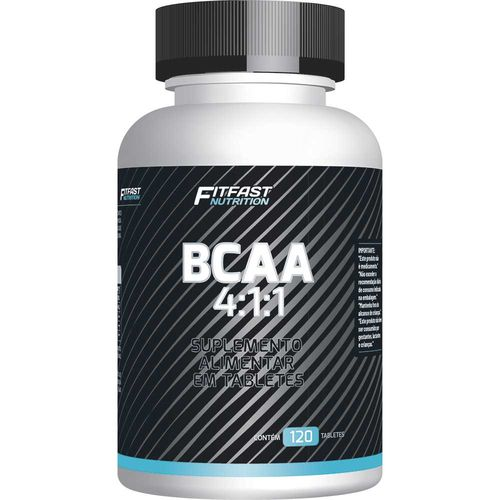Bcaa 4:1:1 120 Tabletes - Fitfast