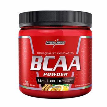BCAA 4:1:1 Powder Maracujá 200g - IntegralMedica