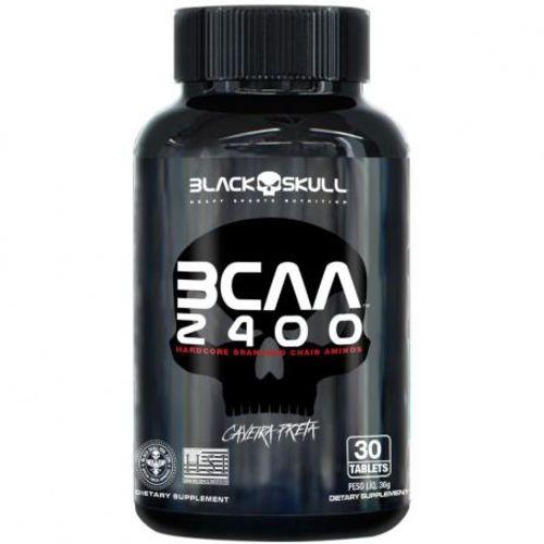 Bcaa 2400 (30 Caps) - Black Skull