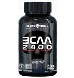 Bcaa 2400 - 100 Tbs Black Skull