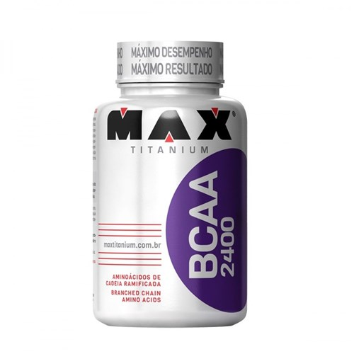 BCAA 2400 100caps - Max Titanium