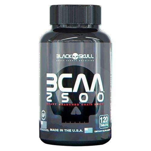 Bcaa 2500 120tabs - Black Skull