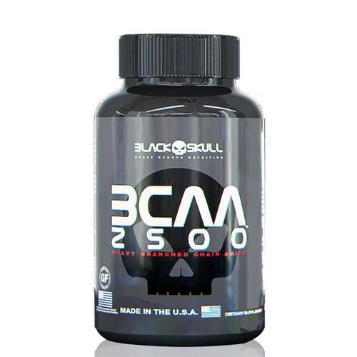 Bcaa 2500 (60 Caps) - Black Skull