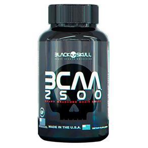 BCAA 2500 - Black Skull - 120 Tabletes
