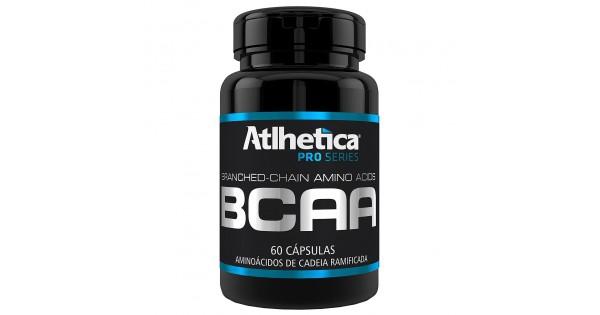 Bcaa (60 Caps) - Atlhetica Nutrition