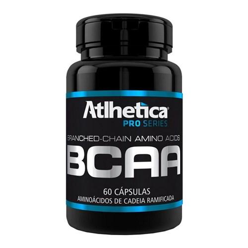 Bcaa - 60 Cápsulas - Atlhetica