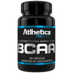 Bcaa - 60 Cápsulas - Pro Series - Atlhetica