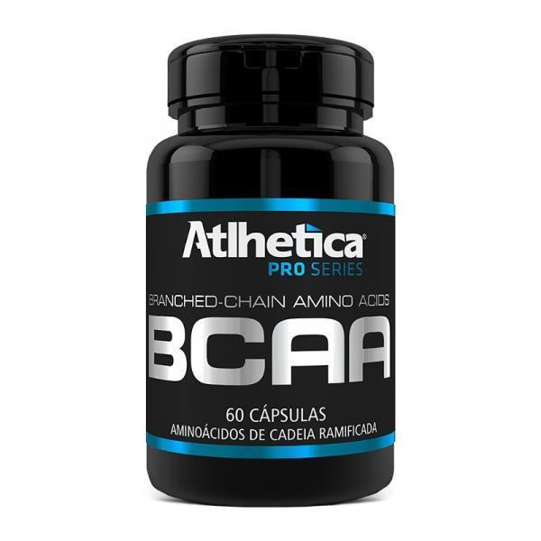 Bcaa (60caps) - Atlhetica Nutrition