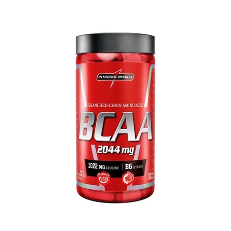 BCAA Amino 180 Cápsulas 2044MG IntegralMedica