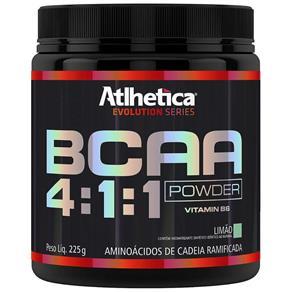 Bcaa Atlhetica Powder 2:1:1 - 225G - Limão