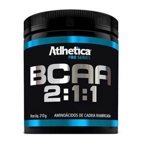 BCAA Atlhetica Pro Series 2:1:1 - Maracujá - 210 G