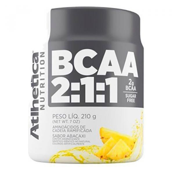 Bcaa em Pó 2:1:1 - Pro Series - 210g - Atlhetica Nutrition