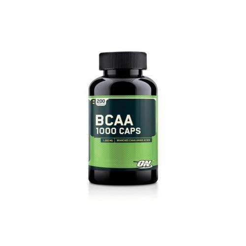Bcaa Optimum Nutrition 1000mg 200 Caps
