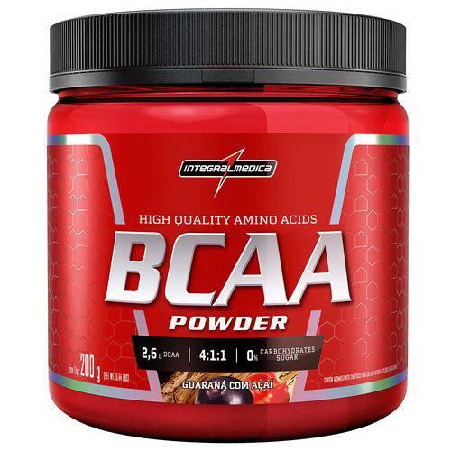 Tudo sobre 'BCAA Powder Guaraná com Açaí'