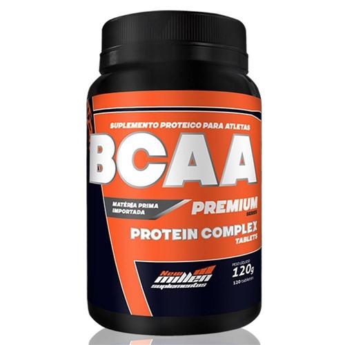 Tudo sobre 'Bcaa Premium - 120 Tabletes - New Millen'