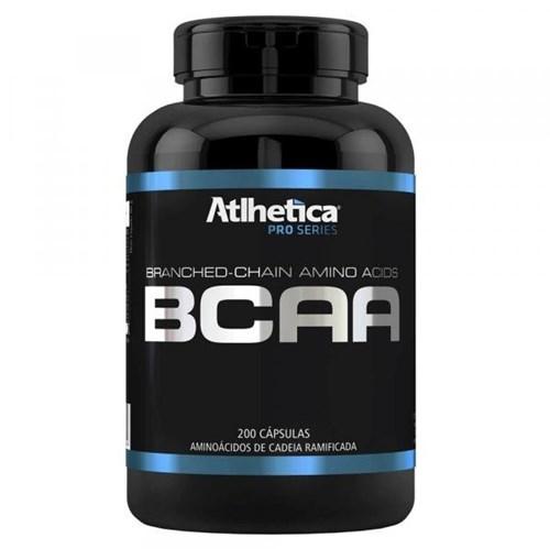 BCAA Pro Series 200 Cáps - Atlhetica Nutrition