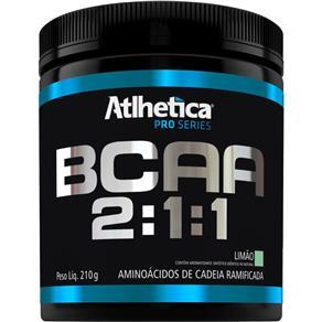 Bcaa Pro Series 2:1:1 - Atlhetica - 210g - Limão