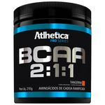 Bcaa Pro Series 2:1:1 Tangerina 210g - Atlhetica Nutrition