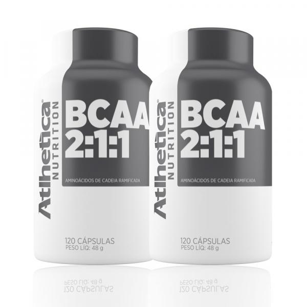 Bcaa Pro Series 120 - Caps - Atlhetica - Atlhetica Nutrition