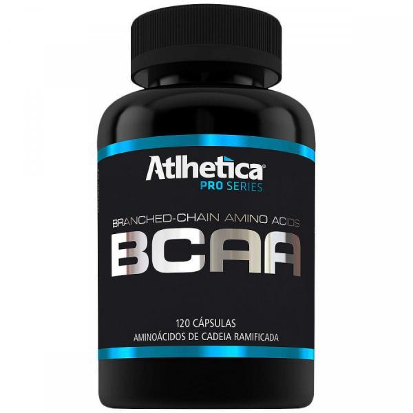 BCAA Pro Series 120 Caps - Atlhetica - Atlhetica Nutrition