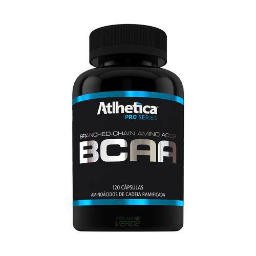 Bcaa Pro Series 120 Caps - Atlhetica Nutrition