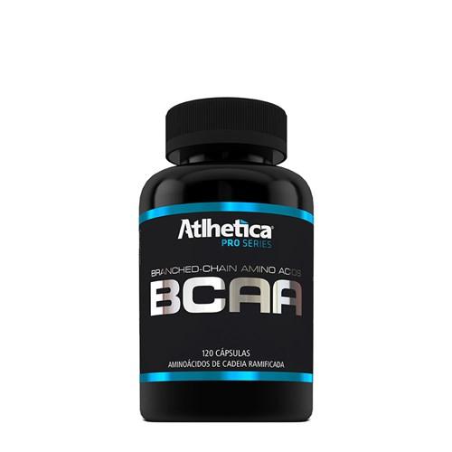 BCAA Pro Séries 120 Cápsulas - Athletica