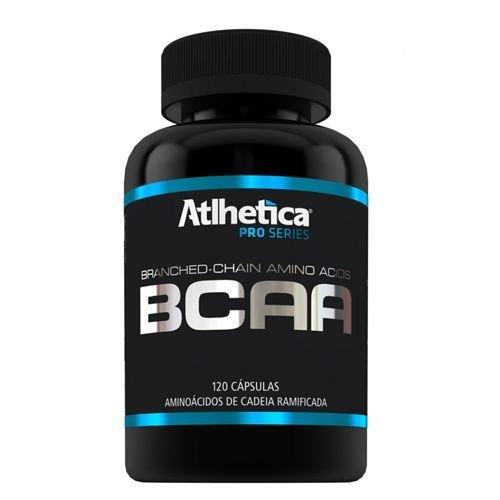Bcaa Pro Series - 120 Cápsulas - Atlhetica - Atlhetica Nutrition