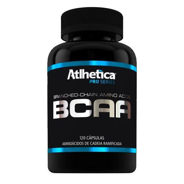 Bcaa Pro Series 120 Cápsulas - Atlhetica - Atlhetica Nutrition