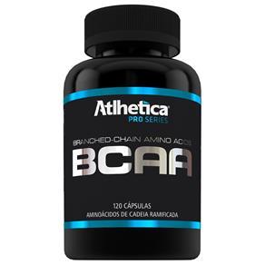 Bcaa Pro Series 120 Cápsulas - Atlhetíca Nutrition