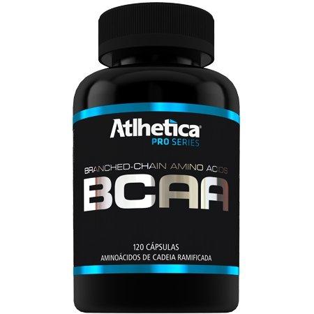 BCAA Pro Series (120 Cápsulas) - Atlhetica Nutrition