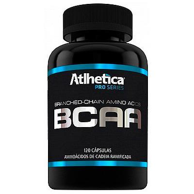 Bcaa - Pro Series (120 Cápsulas) - Atlhetica Nutrition