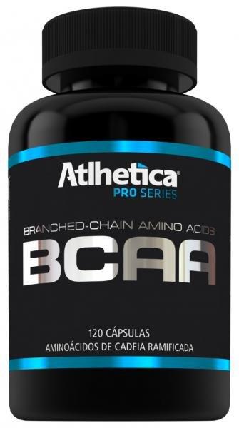 BCAA Pro Series 120 Cápsulas Atlhetica