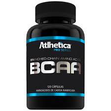 BCAA Pro Series 120caps Atlhetica Nutrition