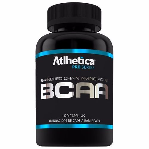 Bcaa Pro Series (120caps) - Atlhetica Nutrition