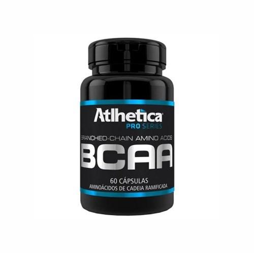 BCAA Pro Series 60 Caps - Atlhetica - Atlhetica Nutrition