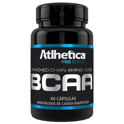 Bcaa Pro Series 60 Cáps - Atlhetica Nutrition (60 Caps)