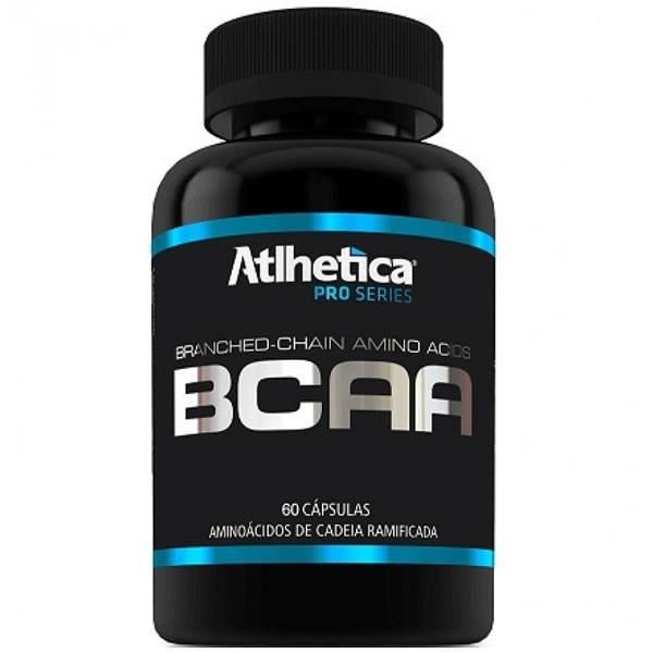 BCAA Pro Series 60 Cápsulas - Atlhetica - Atlhetica Nutrition