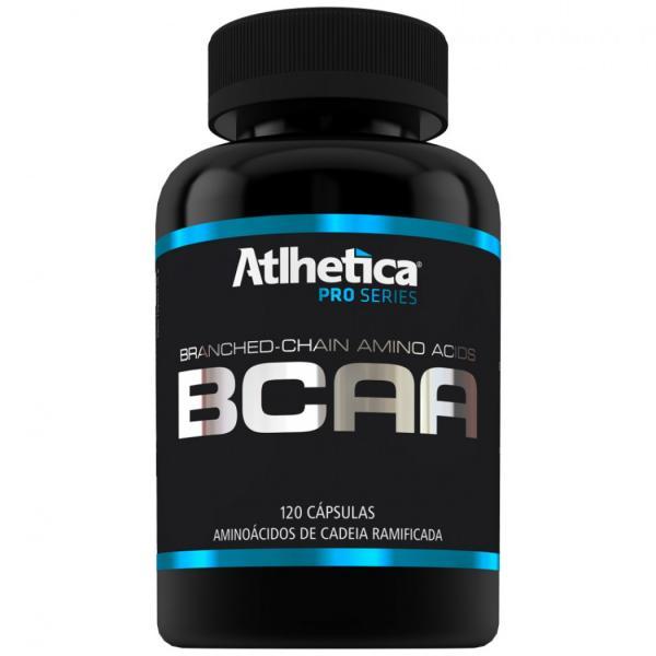 Bcaa Pro Series (60 Capsulas) Atlhetica - Atlhetica
