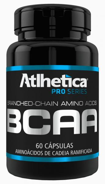 Bcaa Pro Series 60 Capsulas - Atlhetica Nutrition