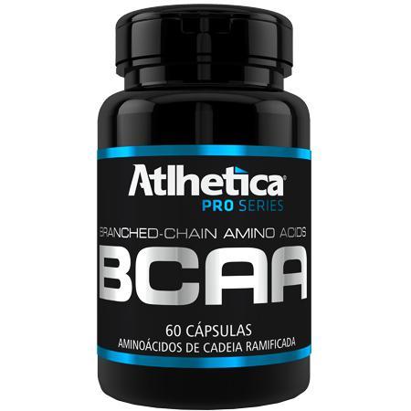BCAA Pro Series (60 Cápsulas) - Atlhetica Nutrition