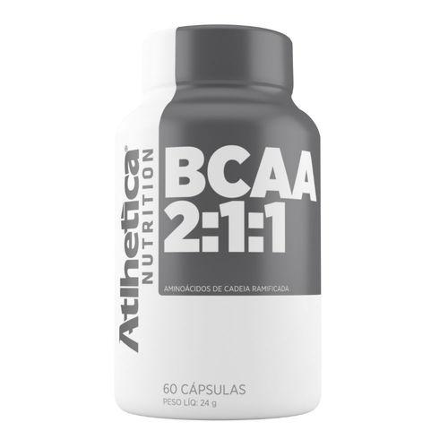 Bcaa Pro Series 60caps. - ATLHETICA NUTRITION
